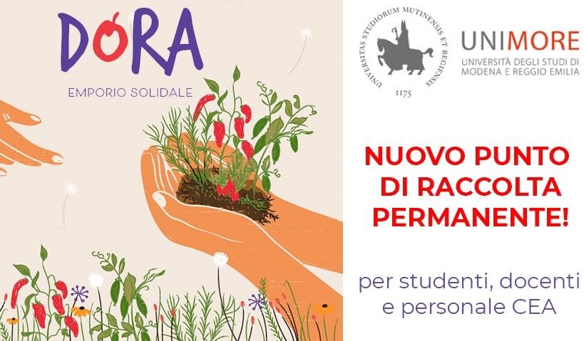 L'emporio solidale approda all'università di Reggio Emilia