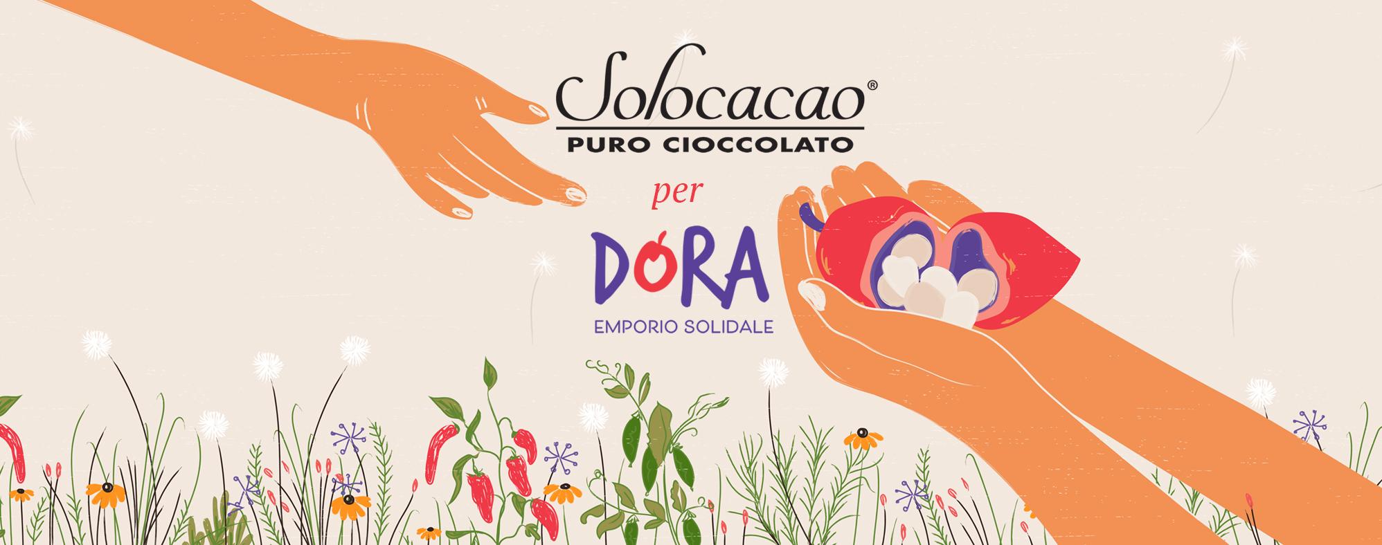 Una tavoletta di cioccolato per Dora