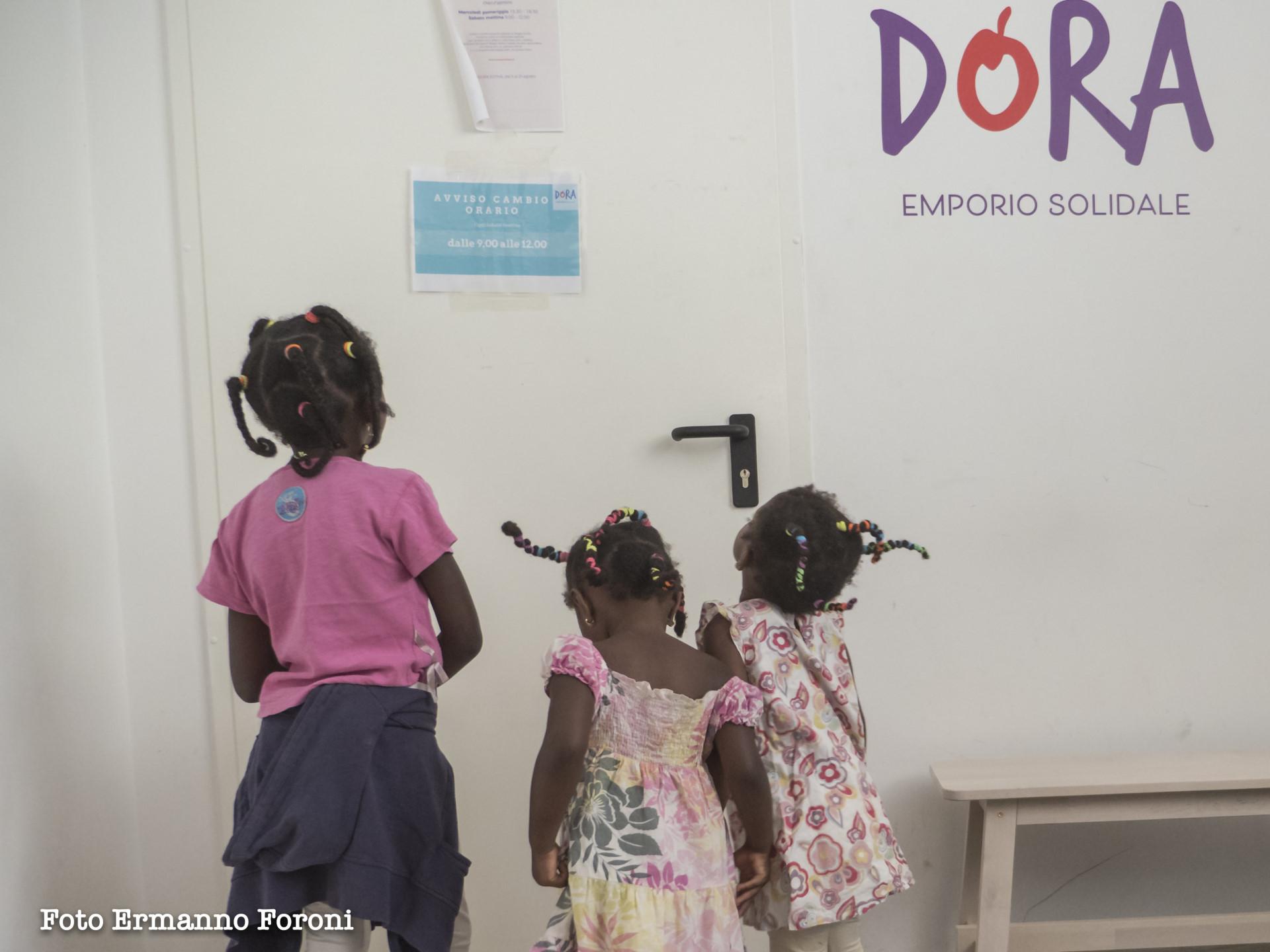 Ermanno Foroni racconta Dora: la gallery